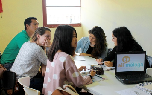 AIL Málaga, Spanish language school in Spain