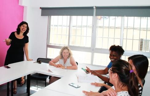 cursos espanol malaga