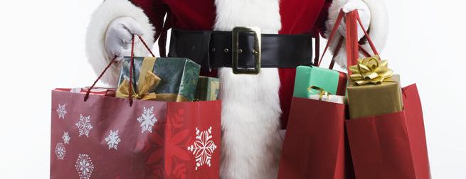 compras navidad malaga
