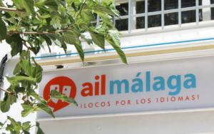 AIL Malaga scuola