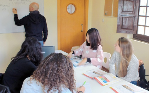 Spanish Courses for beginners Malaga
