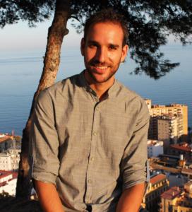 Der Direktor der Spanisch Sprachschule, Malaga