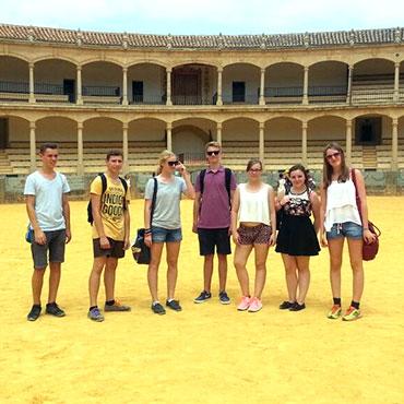 Spanish Summer Camp in Malaga, Spain