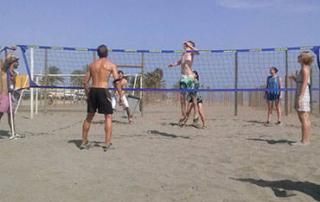 Actividad - Voleibol