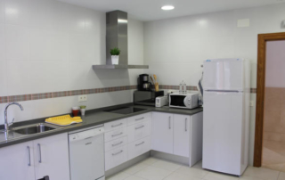 Alojamiento - Cocina