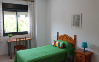 Alojamiento - Habitación individual