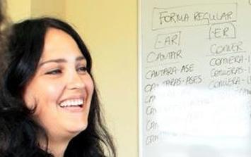 intensive spanish course in malaga