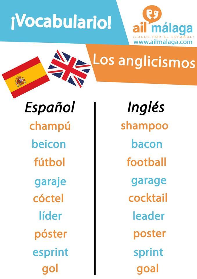 anglicismos
