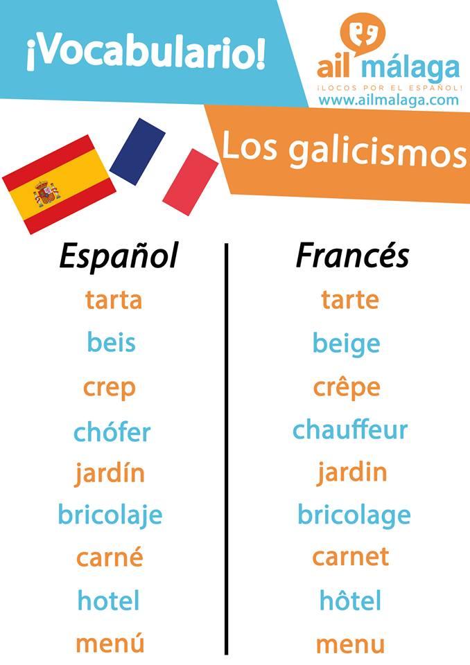 galicismos