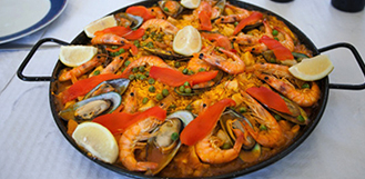 learn spanish and cooking malaga
