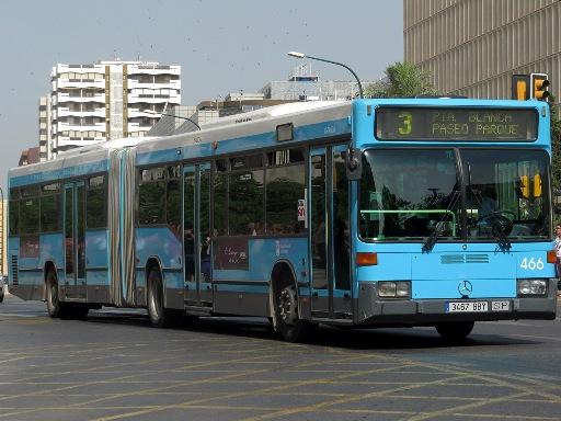 bus line 3 to city-center