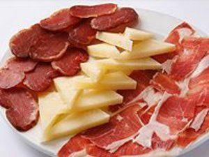 jamón y queso sin gluten malaga