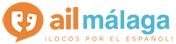 AIL Málaga – Escuela de español, Cursos de español intensivos Logo
