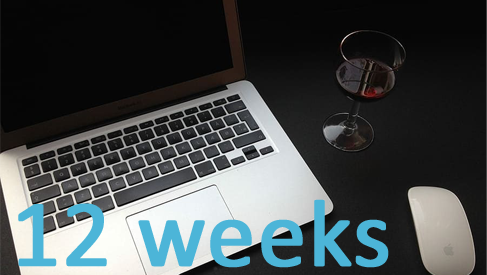12 weeks online evening course
