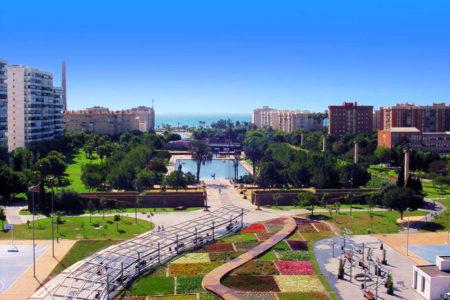 parque del oeste malaga