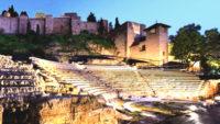 Alcazaba malaga españa
