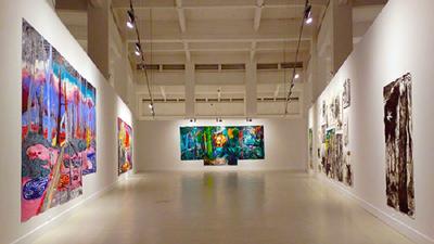 CAC musée d'art contemporain malaga espagne
