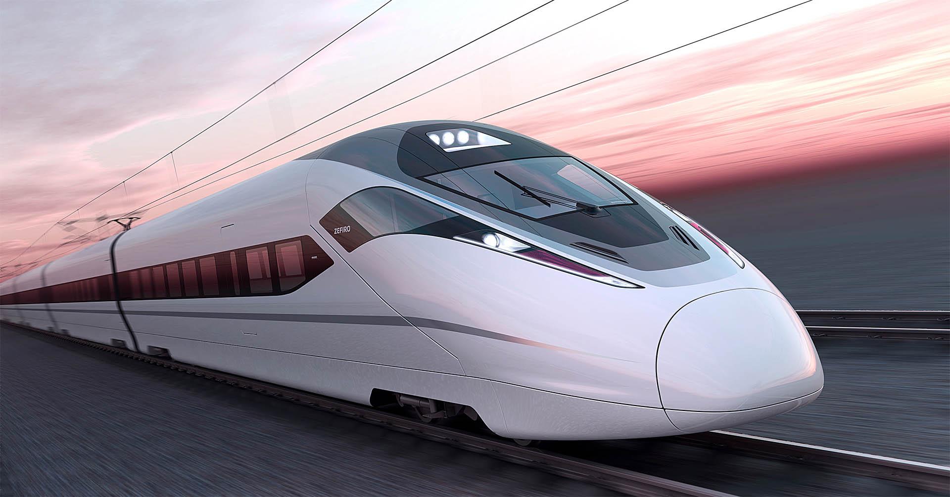 Train transport ferroviairre
