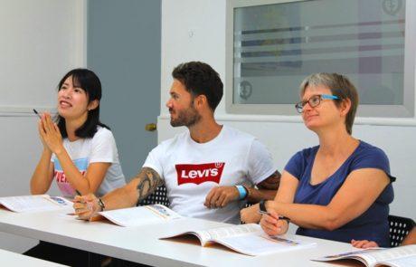 DELE kurs egzamin hiszpanskii certyfikat ail malaga