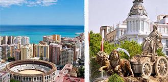 dwa miasta lokacja nauka hiszpanskiego ail