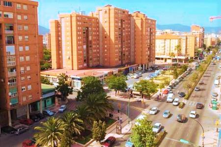 el torcal dzielnica ulica velazquez malaga