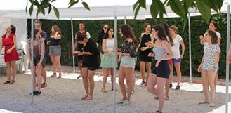 hiszpanski taniec flamenco pasja ail malaga
