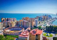 malaga miasto hiszpania zwiedzanie zabytki