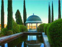 botanic garden malaga