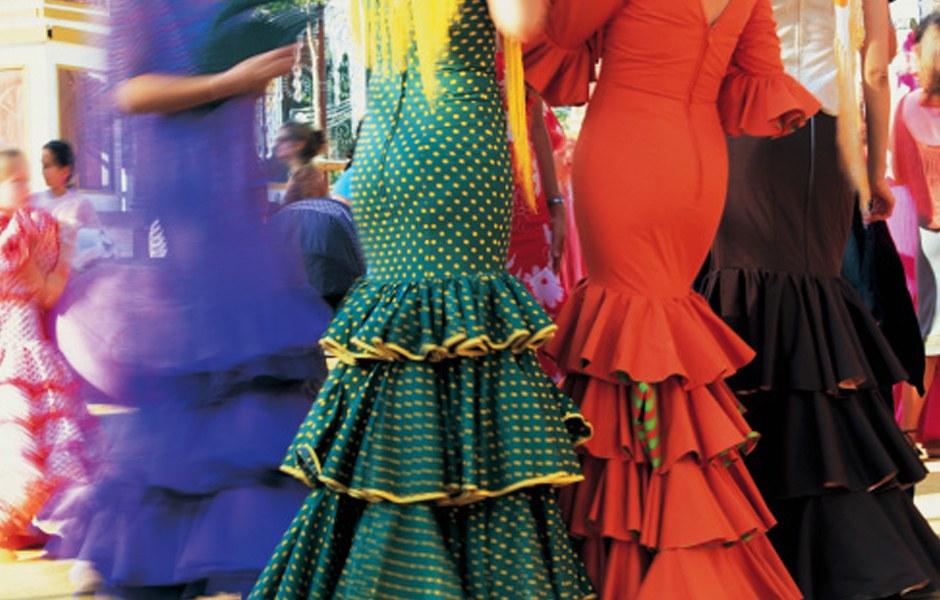 flamenco taniec hiszpania pasja malaga kurs