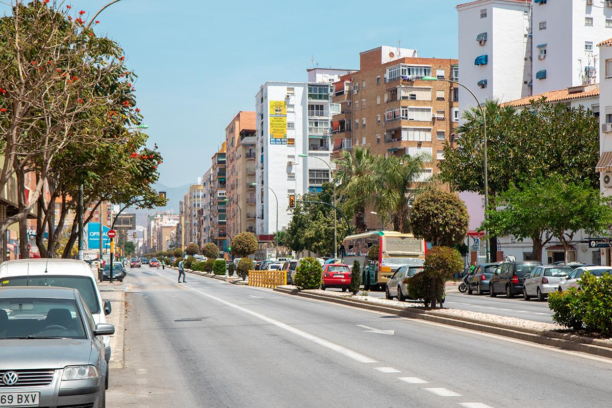 avenida velazquez malaga ail escuela espanol barrio