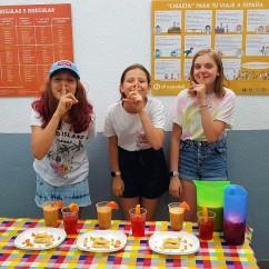 grupo escolar clases cocina