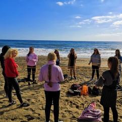 Klassenfahrt Gruppenkurs Malaga