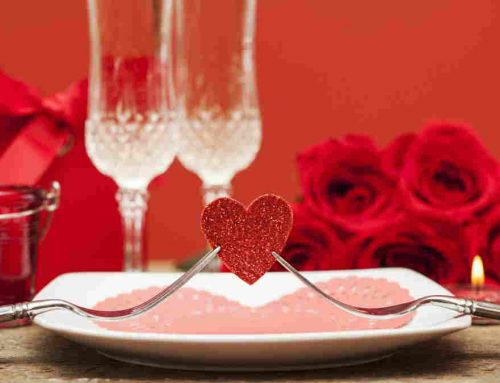 Valentine's Day Perfect Dinner Menu