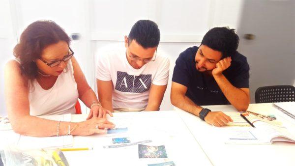 Spanisch lernen mit dem Langzeit-Intensivkurs und ail Málaga in Spanien