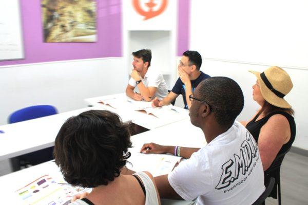 Langzeit Spanischunterricht Sprachenschule ail Málaga Spanien