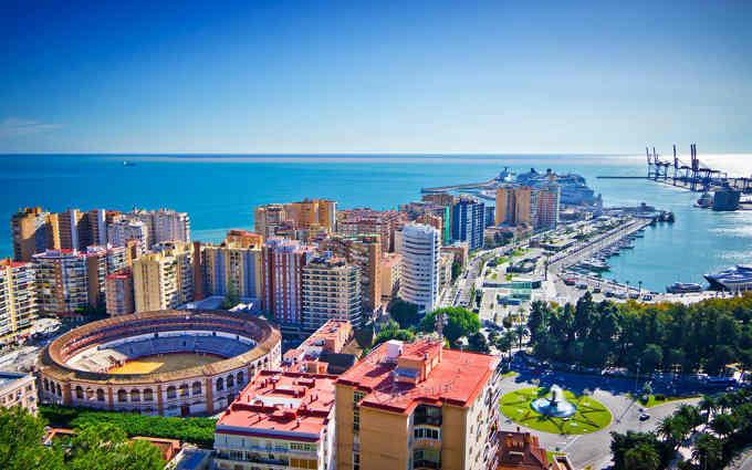 Spanisch lernen Multi Location Programm ail Málaga