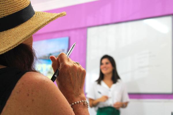Tagesklassen für Touristen Spanisch Sprachschule ail Málaga