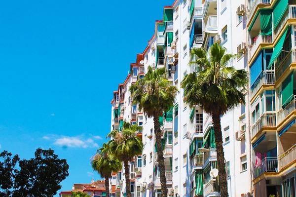 gesicherte Unterkunft AIL Málaga Spanisch-Sprachschule Spanien