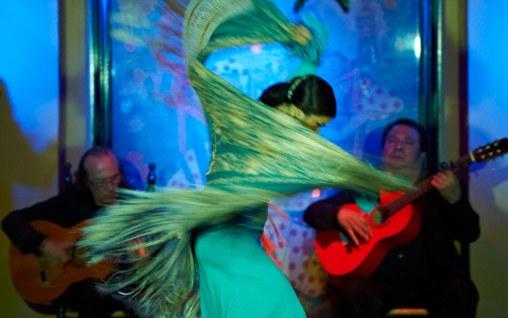 Flamenco in Spanien und die spanische Sprache lernen