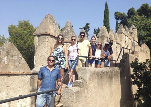 Sommerkurs bei ail Málaga in Spanien