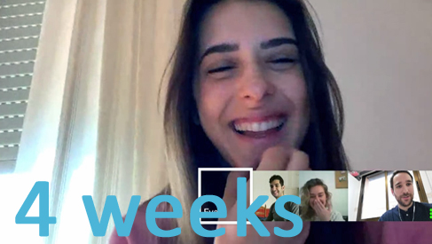 Live online intensive spanish course 4 weeks