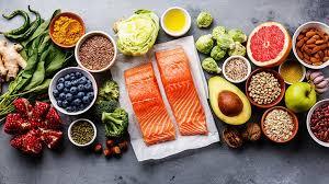 diet mediterranean AIL Malaga salmon