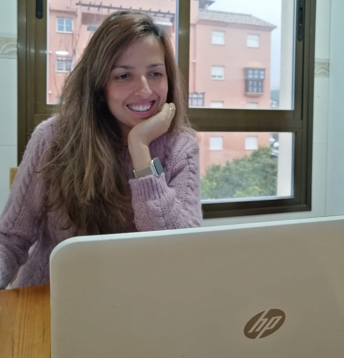 Intensywny kurs online hiszpańskiego Ail Malaga google hangouts