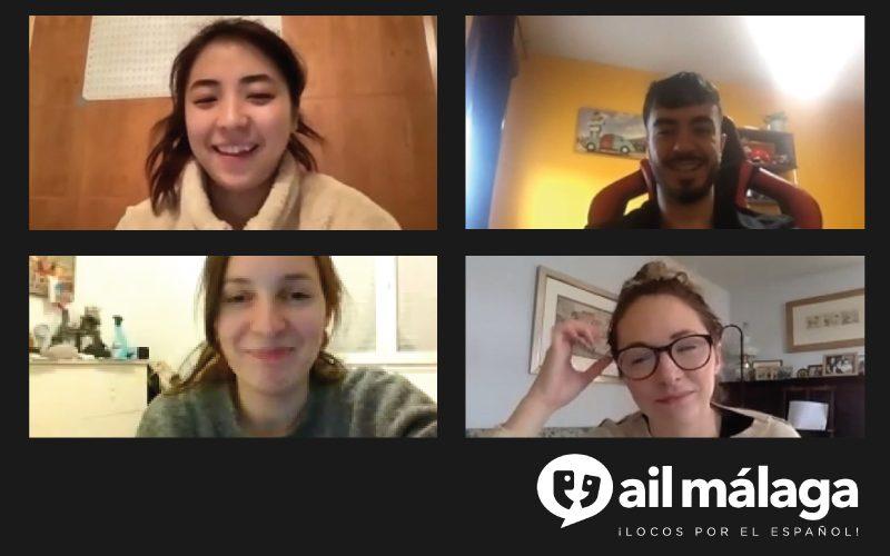 clases de espanol online en AIL Malaga